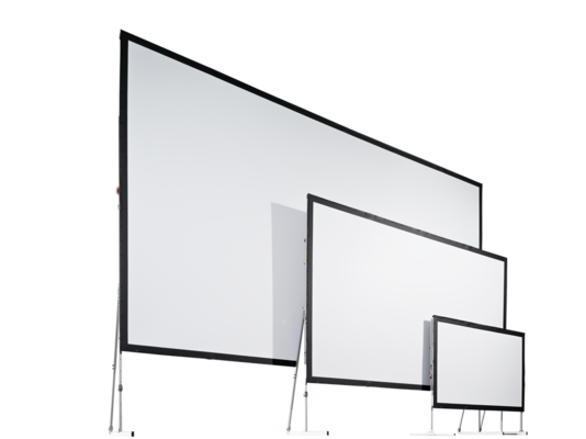 csm Varioclip mobile projection screen e4dbe88174